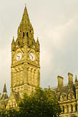 vertical stock photography | England, Manchester, Town Hall, image id 7-695-93