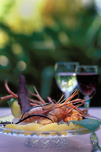 image 8-254-24 Food, �crevisses, crayfish