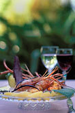 plate stock photography | Food, �crevisses, crayfish, image id 8-254-24