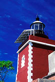 red light stock photography | Martinique, La Caravelle, Lighthouse, image id 9-35-34