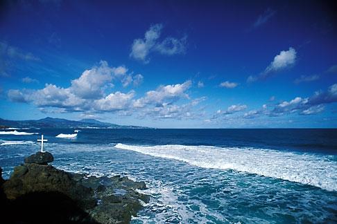 image 9-35-39 Martinique, La Caravelle, Baie de Tartane