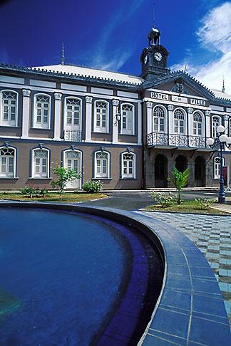 image 9-52-11 Martinique, Fort de France, Hotel de Ville