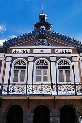 image 9-52-5 Martinique, Fort de France, Hotel de Ville