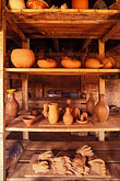 shelf stock photography | Martinique, Trois-�slets, La Poterie, image id 9-81-15