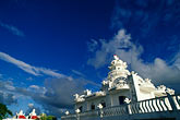 temple roof stock photography | Mauritius, Hindu temple, Poste de Flacq, image id 9-200-98
