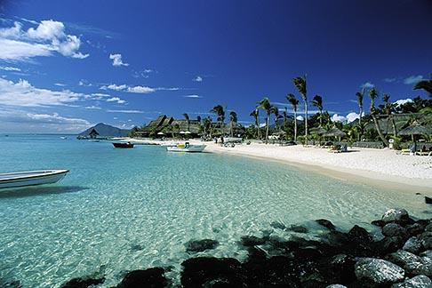 image 9-203-79 Mauritius, Beach, Le Morne