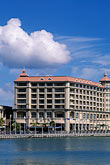 vertical stock photography | Mauritius, Port Louis, Labourdonnais Hotel, Le Caudan Waterfront, image id 9-210-29