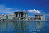 port louis stock photography | Mauritius, Port Louis, Le Caudan Waterfront, image id 9-210-88