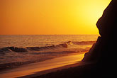 seaside stock photography | Mexico, Cabo San Lucas, Sunset, Solmar Beach, image id 0-50-21