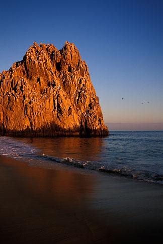 image 0-51-20 Mexico, Cabo San Lucas, Sunset, Lands End