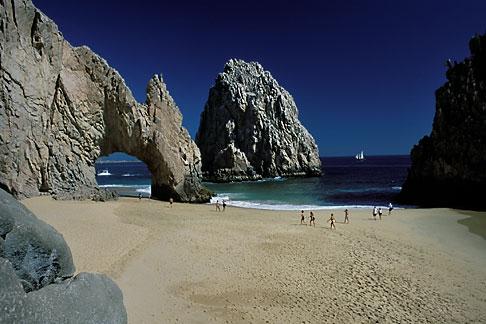 image 0-51-65 Mexico, Cabo San Lucas, El Arco, Lands End
