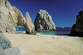 sea stock photography | Mexico, Cabo San Lucas, El Arco, Land
