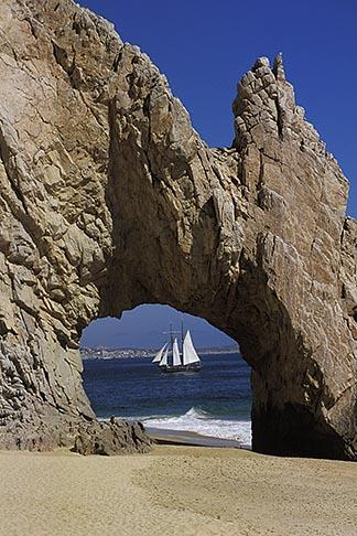 image 0-52-19 Mexico, Cabo San Lucas, El Arco, Lands End