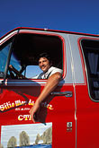 trucking industry stock photography | Mexico, Cabo San Lucas, Taxi driver, image id 0-52-66