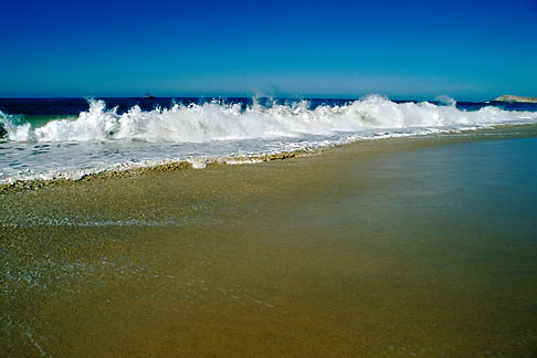 image 0-62-88 Mexico, Baja California Sur, Beach scene, Playa los Cerritos