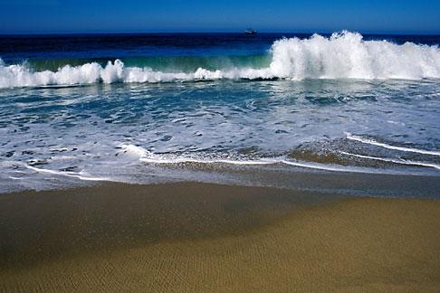 image 0-62-94 Mexico, Baja California Sur, Beach scene, Playa los Cerritos