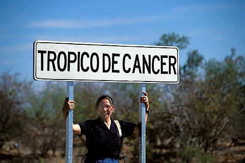 image 0-64-35 Mexico, Baja California Sur, Tropic of Cancer