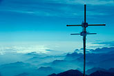 crucifix stock photography | Mexico, Summit of Pico de Orizaba, 18,800