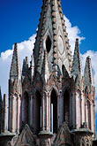 tower stock photography | Mexico, San Miguel de Allende, Steeple of La Parroquia de San Miguel, image id 4-279-33