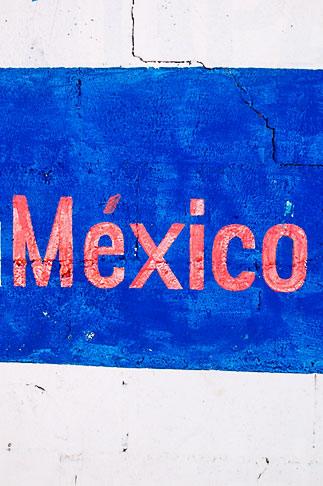 image 4-850-2746 Mexico, Mexico sign