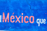 written word stock photography | Mexico, Mexico sign, image id 4-850-2748