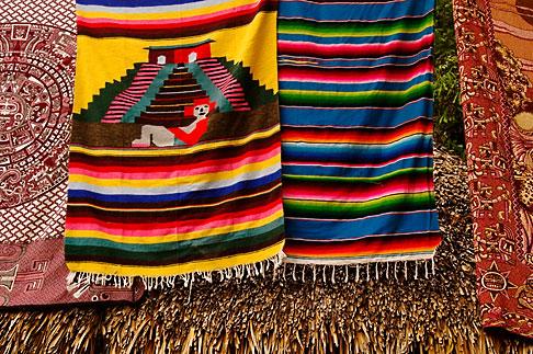 image 4-850-2889 Mexico, Yucatan, Coba, Souvenirs
