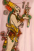 folk art stock photography | Mexico, Yucatan, Mayan figure, image id 4-850-2891