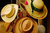 souvenir vendor stock photography | Mexico, Yucatan, Hats, image id 4-850-2900