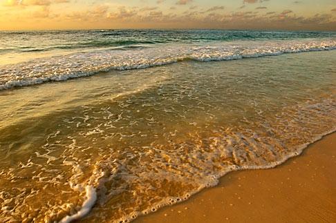 image 4-850-2905 Mexico, Riviera Maya, Beach near Tulum