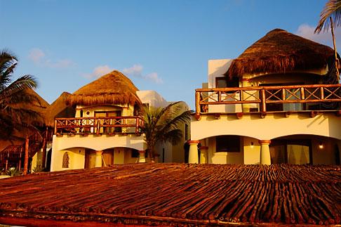 image 4-850-2907 Mexico, Riviera Maya, Tulum, Cabanas Ana y Jose