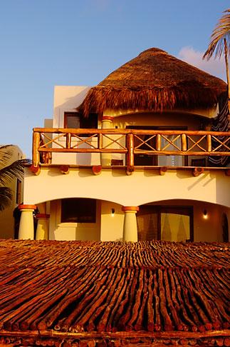 image 4-850-2908 Mexico, Riviera Maya, Tulum, Cabanas Ana y Jose