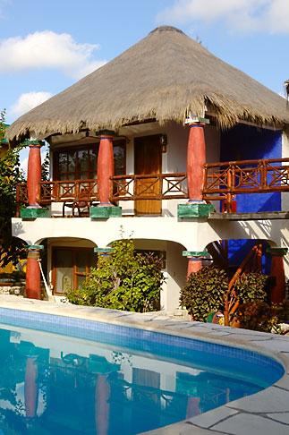 image 4-850-2957 Mexico, Riviera Maya, Tulum, Cabanas Ana y Jose