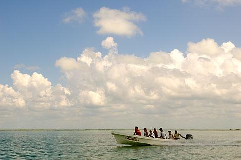 image 4-850-2980 Mexico, Yucatan, Sian Kaan Biosphere Reserve