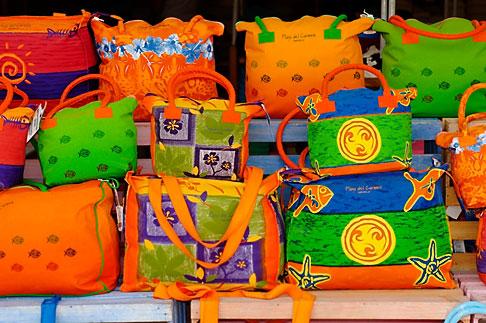 image 4-850-3269 Mexico, Playa del Carmen, Souvenirs in shop