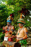 two people stock photography | Mexico, Riviera Maya, Xcaret, Folkloric show, image id 4-850-3818