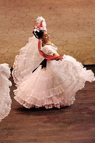 image 4-850-3909 Mexico, Riviera Maya, Xcaret, Folkloric show