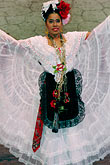 one woman only stock photography | Mexico, Riviera Maya, Xcaret, Folkloric show, image id 4-850-3918