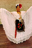 one woman only stock photography | Mexico, Riviera Maya, Xcaret, Folkloric show, image id 4-850-3922