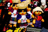 souvenirs in shop stock photography | Mexico, Playa del Carmen, Dolls in shop, image id 4-850-4425