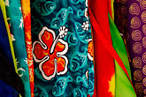 shop stock photography | Mexico, Riviera Maya, Fabrics in shop, image id 4-850-4753