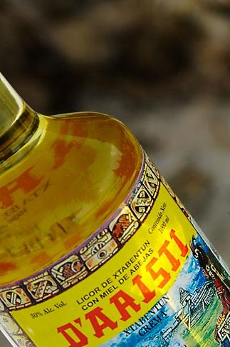 image 4-850-5039 Alcohol, Xtabentun, Mayan liqueur