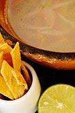 america stock photography | Mexico, Riviera Maya, Sopa de Limon tradicional, image id 4-850-5101