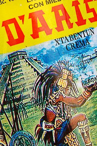 image 4-850-5162 Alcohol, Xtabentun, Mayan liqueur
