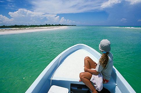 image 4-870-5 Mexico, Yucatan, Sian Kaan Biosphere Reserve