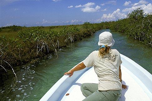 image 4-871-23 Mexico, Yucatan, Sian Kaan Biosphere Reserve