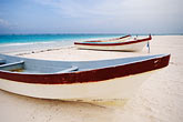 work boat stock photography | Mexico, Yucatan, Tulum, Beach, image id 4-885-62