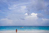 blue sky stock photography | Mexico, Yucatan, Tulum, Beach, image id 4-885-71