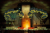 interior of church stock photography | Mexico, Mexico City, Mass at Basilica, Villa de Guadalupe, image id 5-26-22