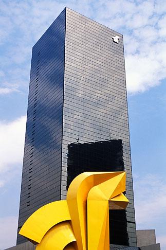 image 5-77-20 Mexico, Mexico City, Torre Caballito, Paseo de la Reforma