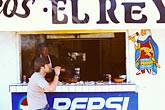 food stand stock photography | Mexico, Tijuana, Tacos El Rey, image id S4-235-9